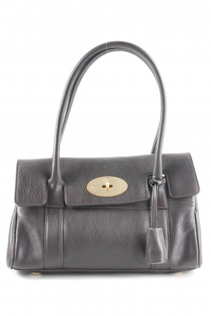 Mulberry Carry Bag black brown simple style