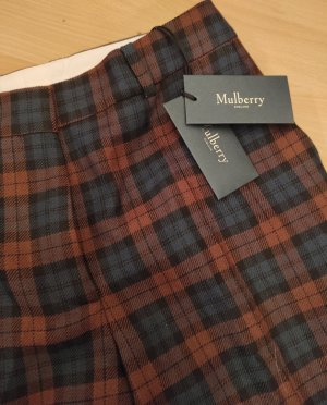 Mulberry Pantalone jersey marrone