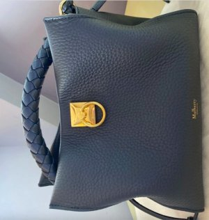 Mulberry Iris Leather Handbag
