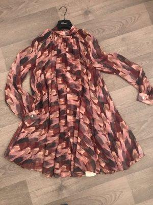 Mulberry Chiffon Dress multicolored