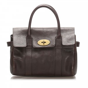 Mulberry Leather Bayswater Handbag