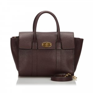 Mulberry Leather Bayswater Satchel