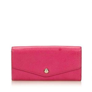 Mulberry Cartera rosa Cuero