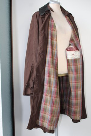Mulberry Between-Seasons-Coat brown