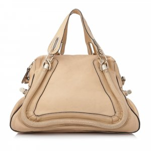 Mulberry Medium Paraty Leather Satchel
