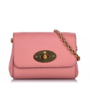 Mulberry Borsa a spalla rosa pallido Pelle