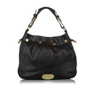Mulberry Sac porté épaule noir cuir