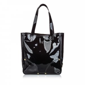 Mulberry Tote black imitation leather