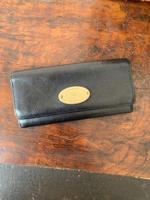 Mulberry Portemonnaie schwarz