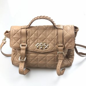 Mulberry Satchel light brown leather
