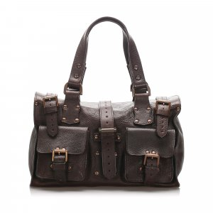 Mulberry Roxanne Leather Handbag