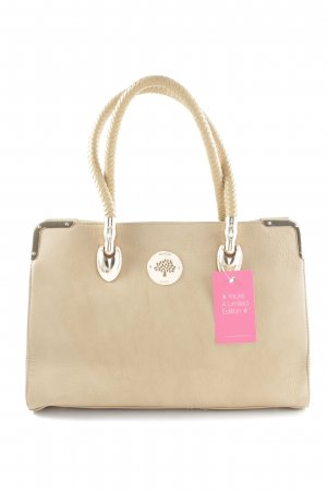 Mulberry Shoulder Bag cream business style