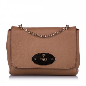 Mulberry Small Lily Leather Crossbody Bag