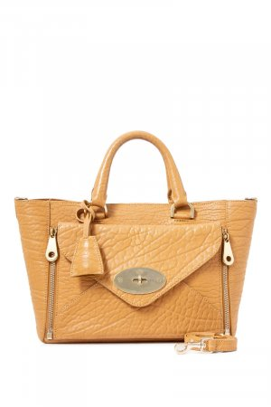 Mulberry Small Willow Leather Satchel