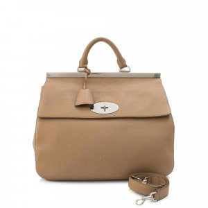 Mulberry Suffolk Leather Satchel