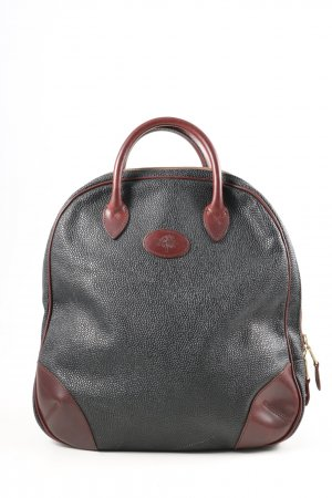 Mulberry  nero-rosso stile casual