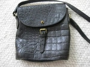 Mulberry Crossbody bag black leather