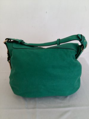 Mulberry Carry Bag green leather