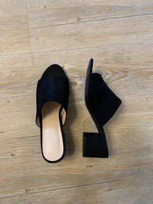 H&M Socque noir