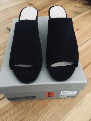 Mules Cox Sandaletten Pantoletten