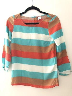 Multi-Colored Striped Shirt von Vila