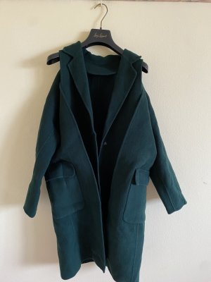Multi-way Wool Coat