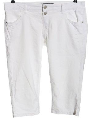 Multiblu 3/4 Jeans weiß Casual-Look