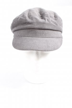 Multiblu Cappello da panettiere grigio chiaro stile casual