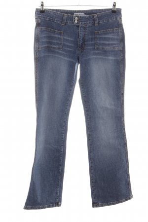 Multiblu Boot Cut Jeans blau Casual-Look