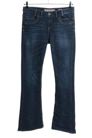 Multiblu Boot Cut Jeans blue casual look