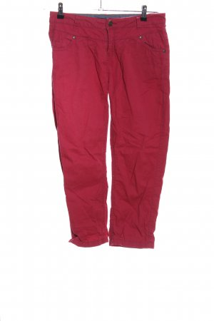 Multiblu Chinohose rot Casual-Look