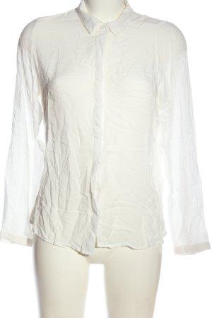 Multiblu Camicia blusa bianco stile professionale