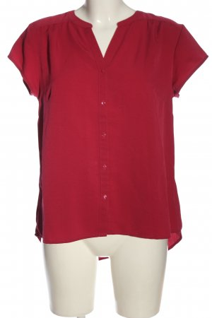 Multiblu Hemd-Bluse rot Casual-Look