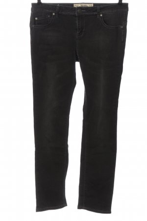 Multiblu Slim Jeans schwarz Casual-Look