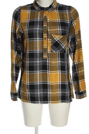 Multiblu Lumberjack Shirt primrose-black allover print casual look