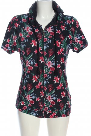 Multiblu Veste chemise imprimé allover style décontracté