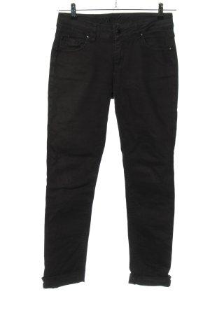 Multiblu Skinny Jeans schwarz Casual-Look