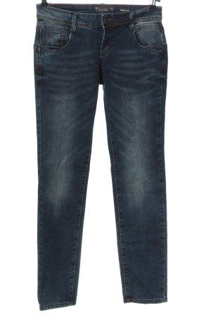 Multiblu Skinny Jeans blau Casual-Look