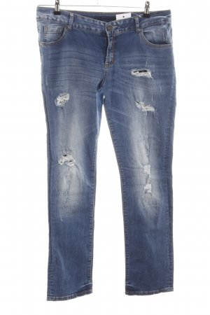 Multiblu Slim Jeans blau Casual-Look