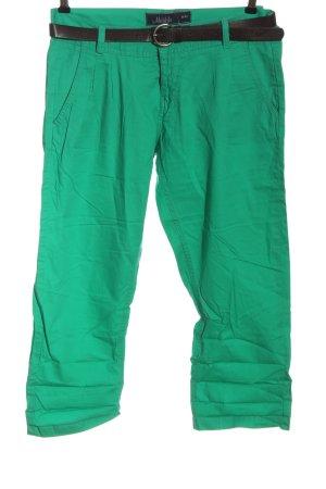 Multiblu Pantalon en jersey vert style décontracté