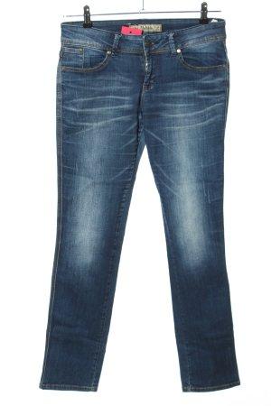 Multiblu Straight-Leg Jeans blau Casual-Look