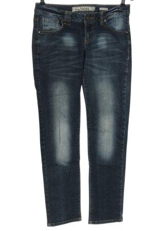 Multiblu Stretch Jeans blau Casual-Look