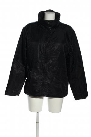 Multiblu Übergangsjacke schwarz Casual-Look