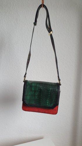 Multicolor Tasche/ Boxbag