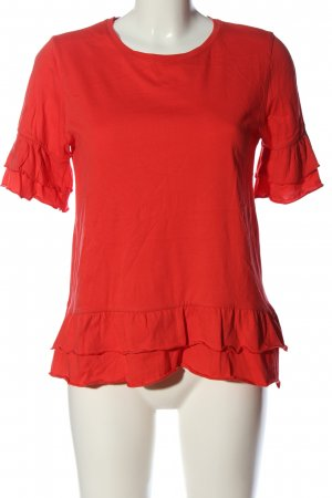 munich freedom Basic Shirt red casual look