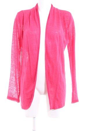 munich freedom Cardigan pink Casual-Look