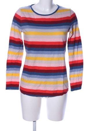 munich freedom Longsleeve striped pattern casual look
