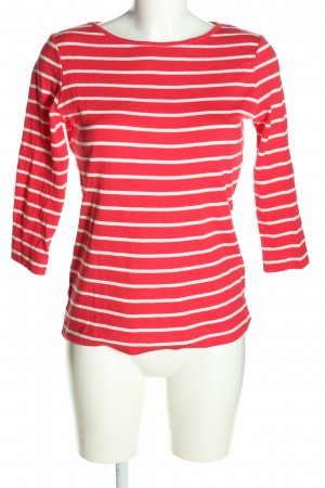 munich freedom Longsleeve red-white allover print casual look