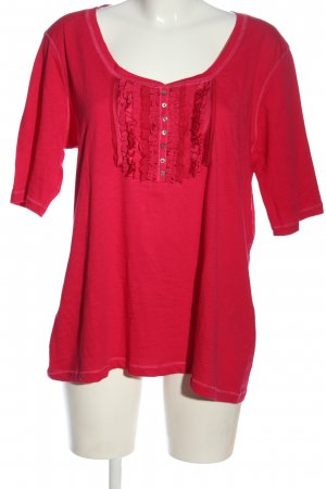 munich freedom T-Shirt red casual look