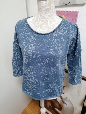 Munich Pullover blau Gr. S neu